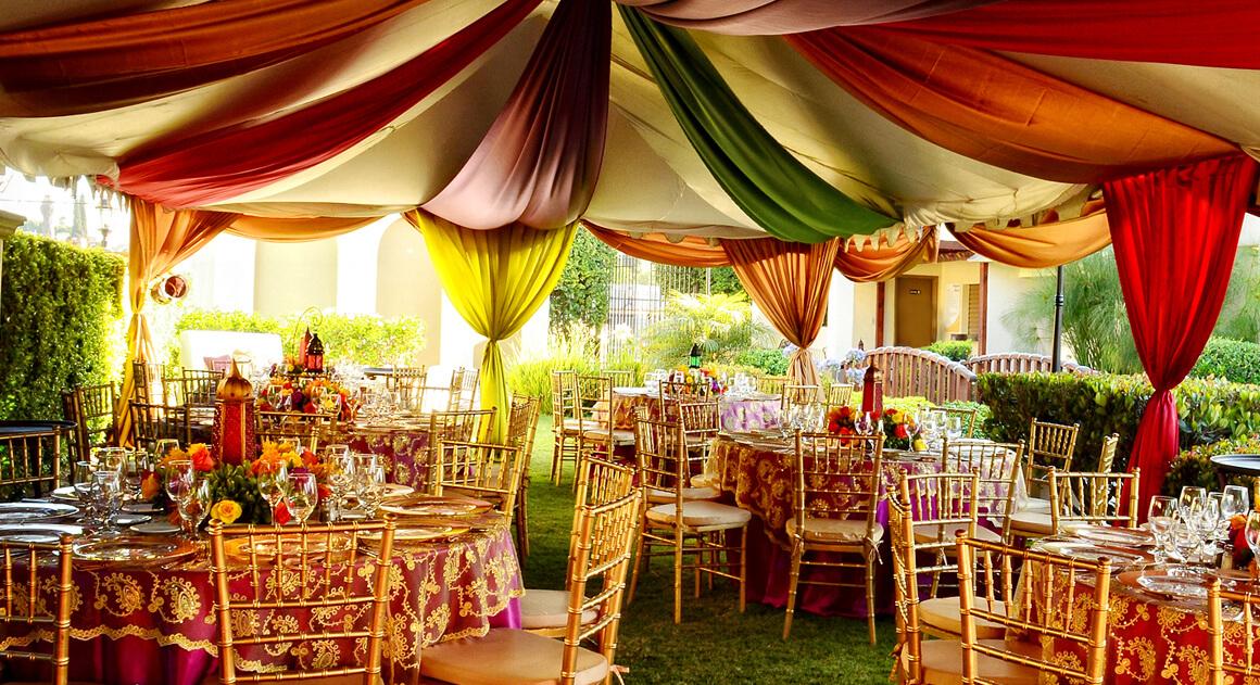 Sal n de eventos posadas graduaciones bodas xv a os - Fotos de jardines decorados ...